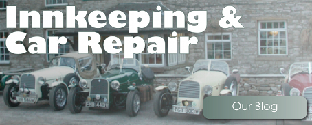 Innkeeping and Car Repair, Blog